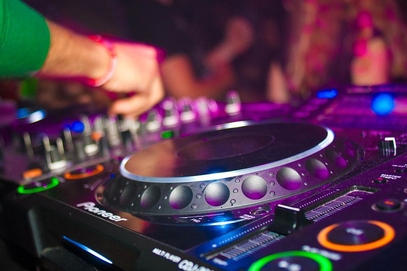 Just Party Thursdays!!  Live DJ!!
