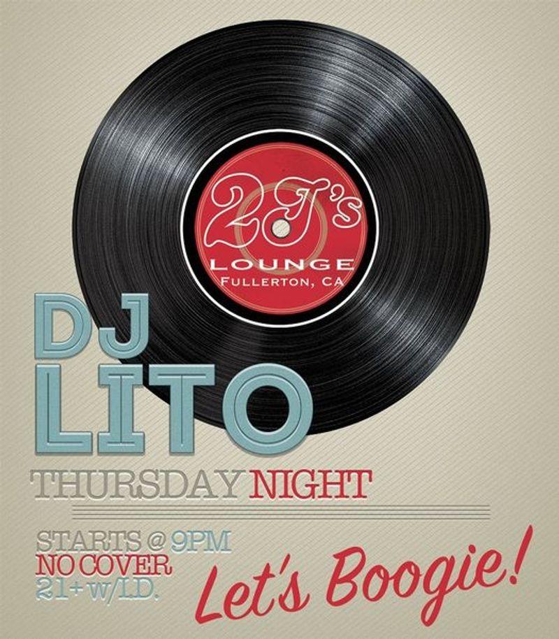 Boogie Thursdays!!!