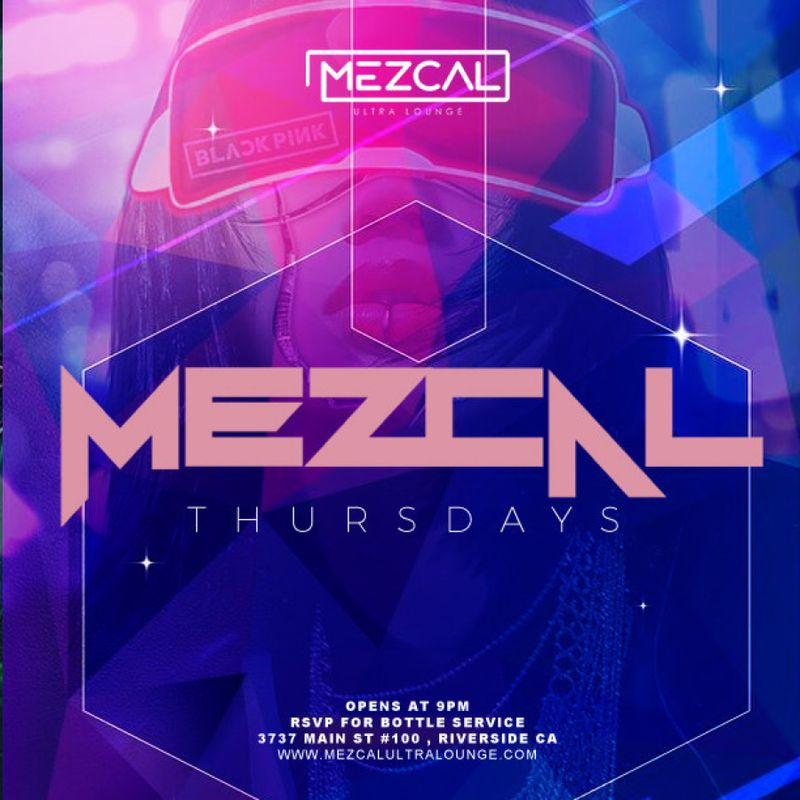 Mezcal Thursday!!