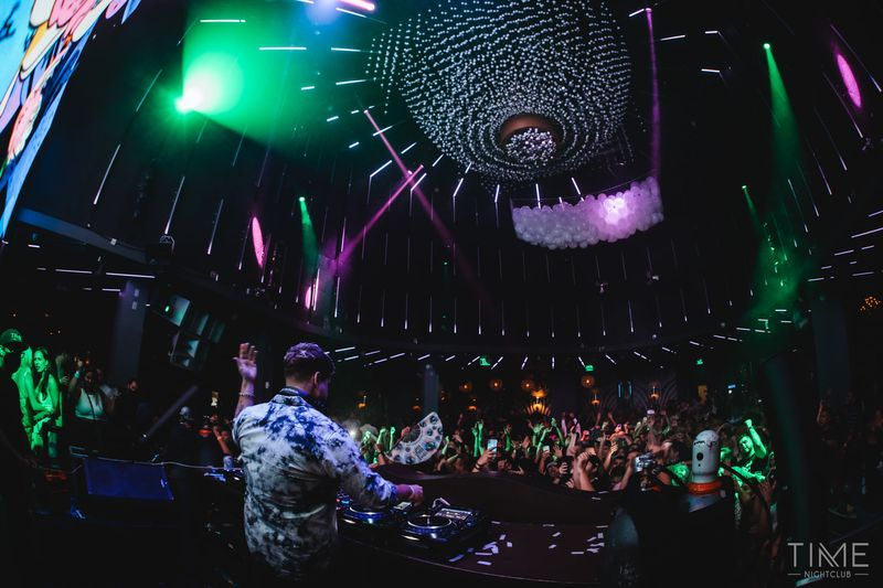 Time Nightclub Saturday's!!!