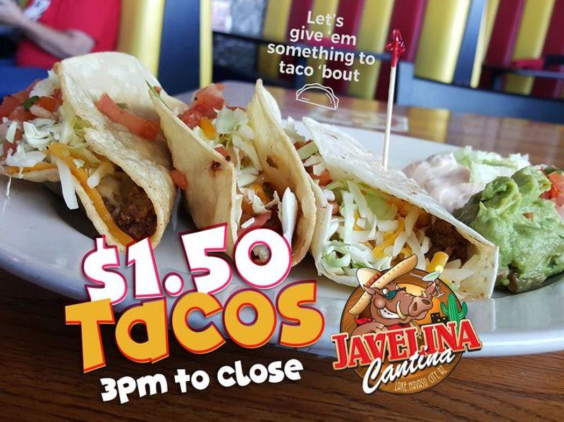 Taco Nite!!!!!!   3-6pm