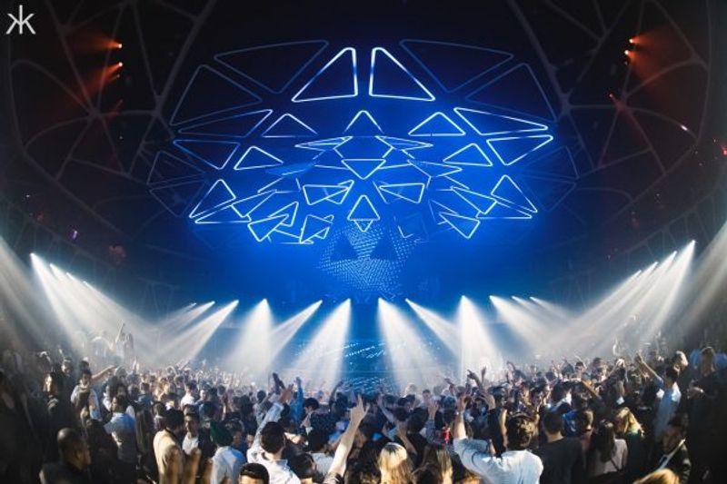 Hakkasan Nightclub Fridays!!