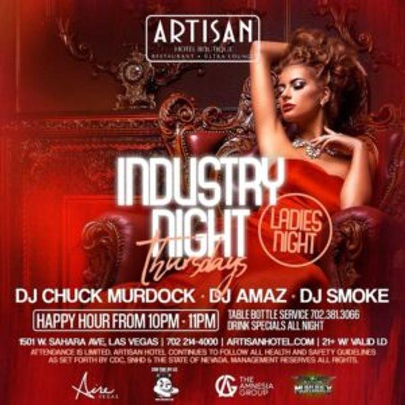 Industry Nights!!