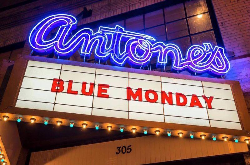 Antone's Blues Monday's!!!