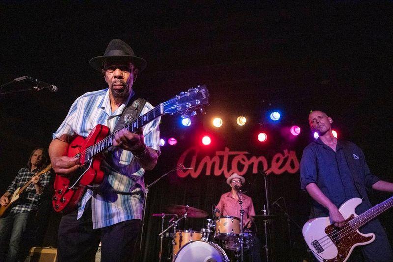 Antone's Blues Saturday's!!