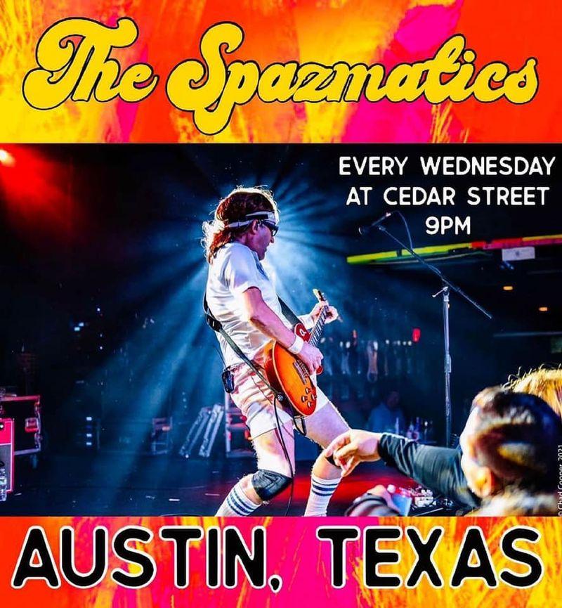 Spazmatics Band Live!!