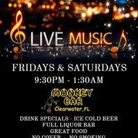 Friday Live Music!!!