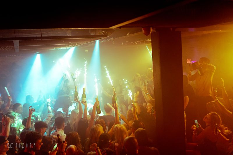 Theory UpTown Saturday's!!    Nightclub!!!