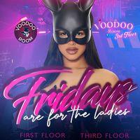 Voodoo Friday's!!!