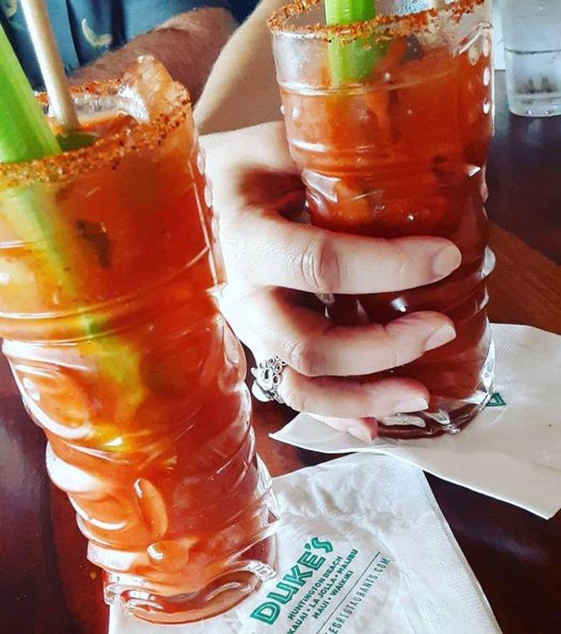 Sunday Bloody Mary's!!!