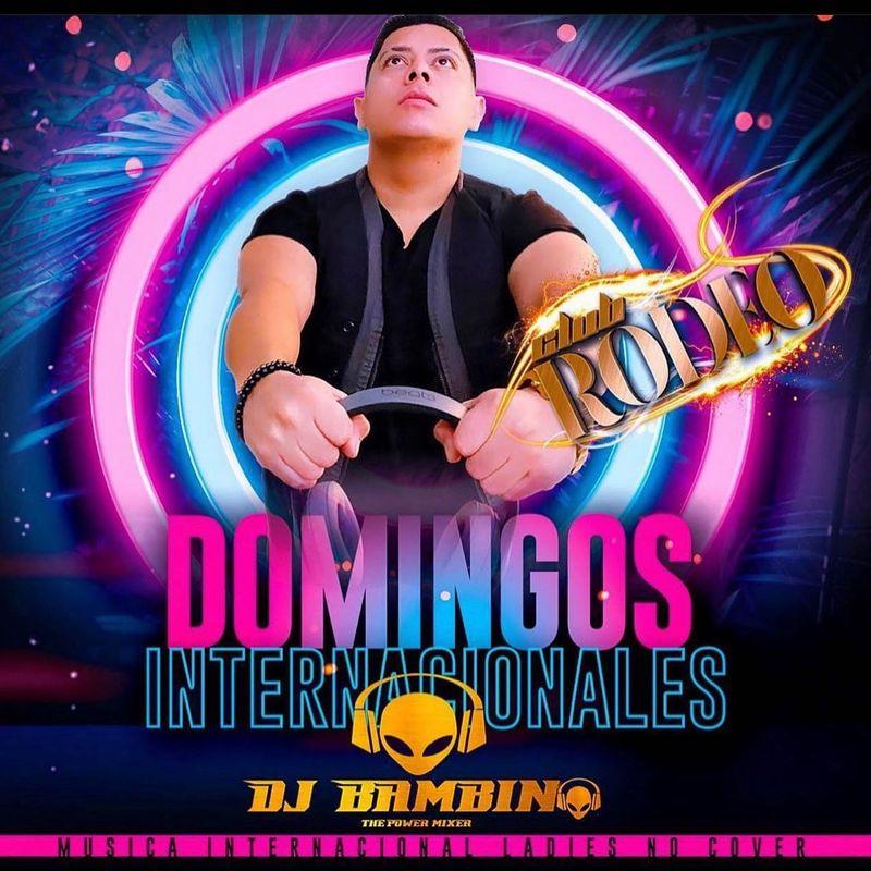 Club Rodeo Domingos Unternation!!!!