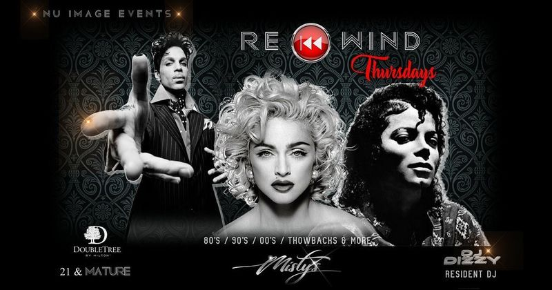 Rewind Thursday's!!!