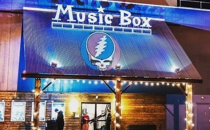Live Music Friday's at The BOX!!