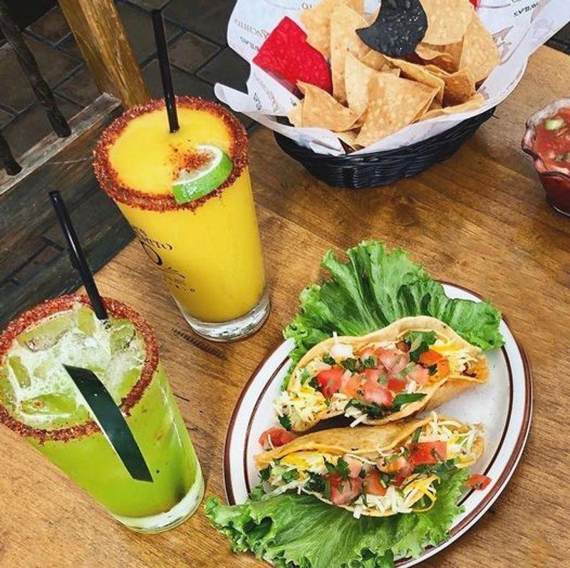 Taco Tuesday Specials 4-9pm