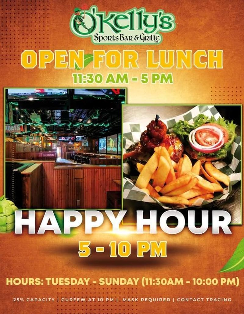 Wednesday Happy Hour Specials from 5-10pm