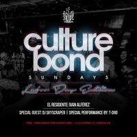Culture Bond Sunday's!!!