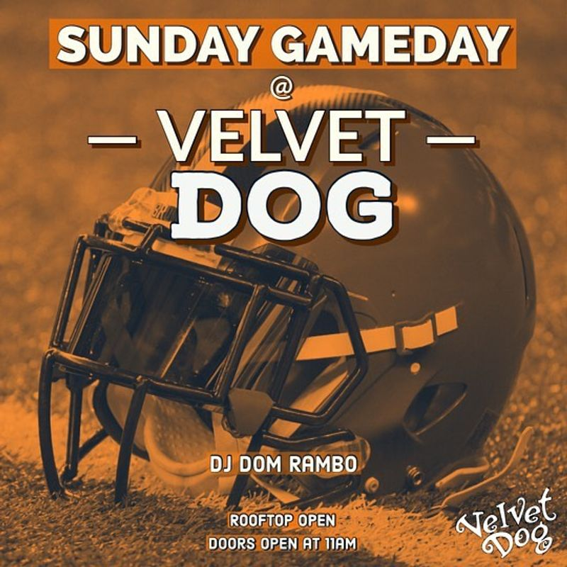 Velvet Sundays!!   Game Day!!