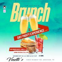 The Ultimate Brunch!!!    Live DJ!!!
