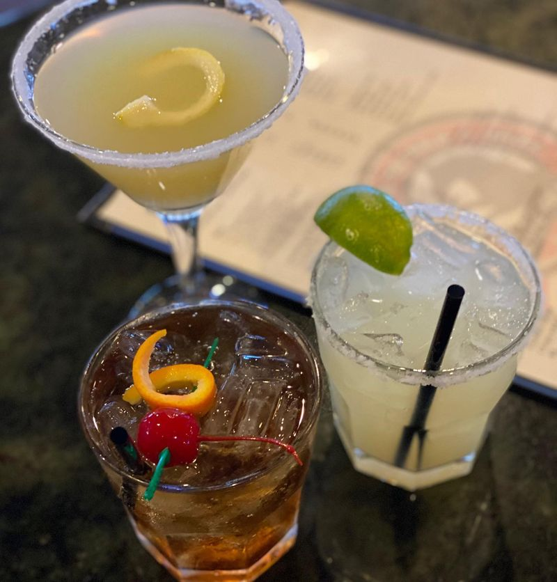 Friday Happy Hour Specials!!  3-6pm