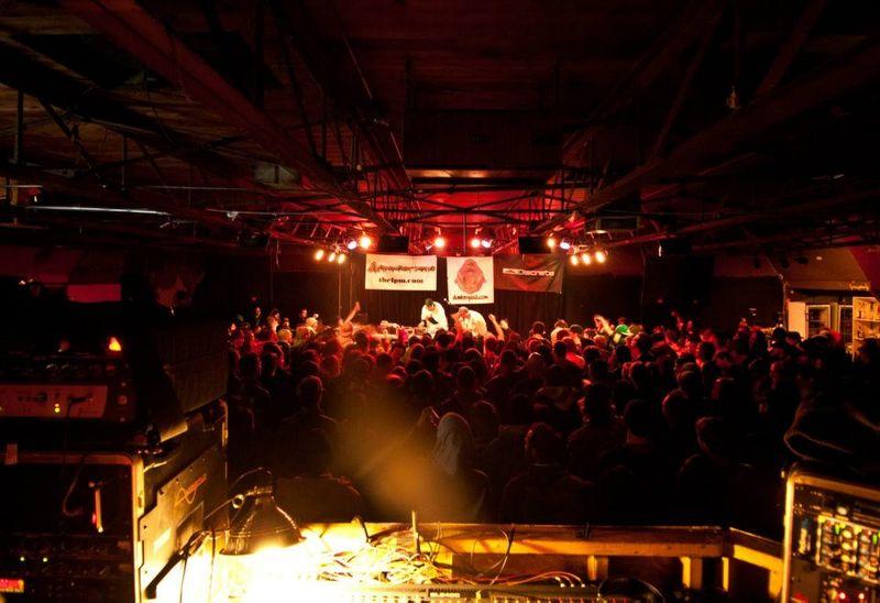 Urban Lounge Party!!!
