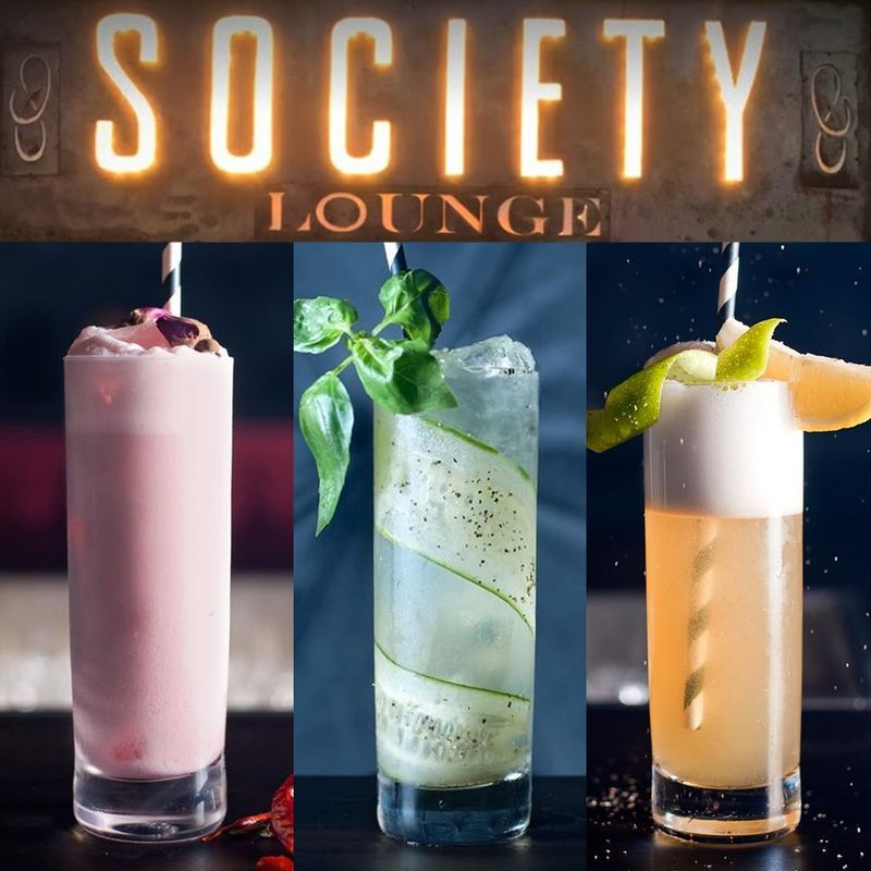Society Saturday's!!!