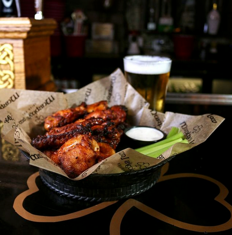 Wing Wednesday's!!   Live Music!!