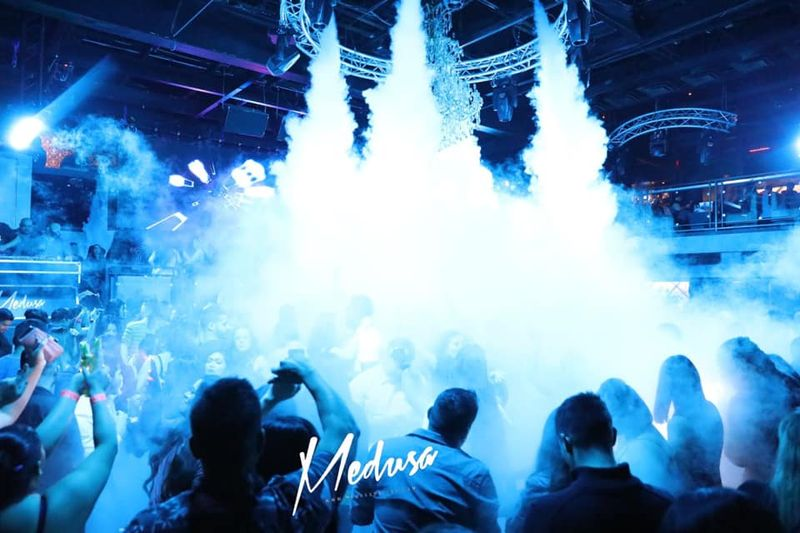 Medusa Friday's!!    Friday Night Party!!!