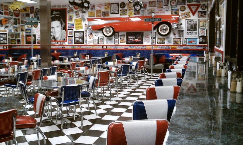 Legends Burgers