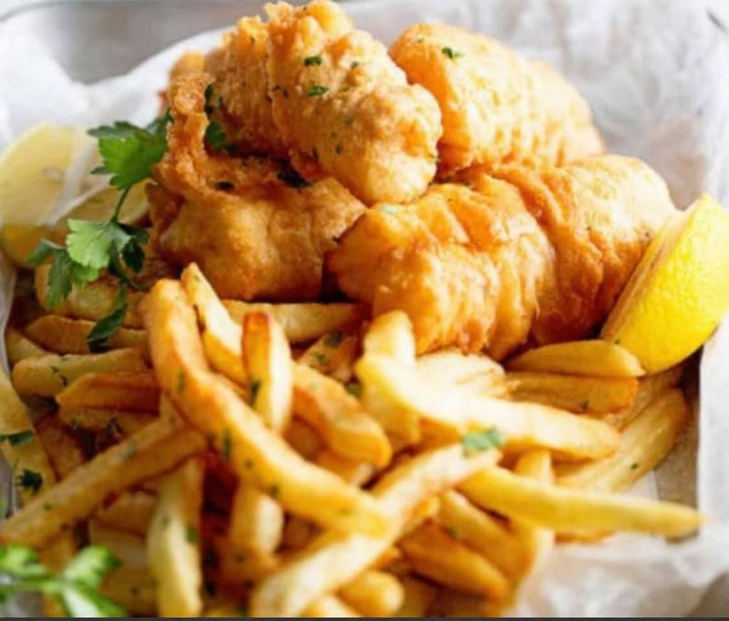 Fish & Chip Friday's!!