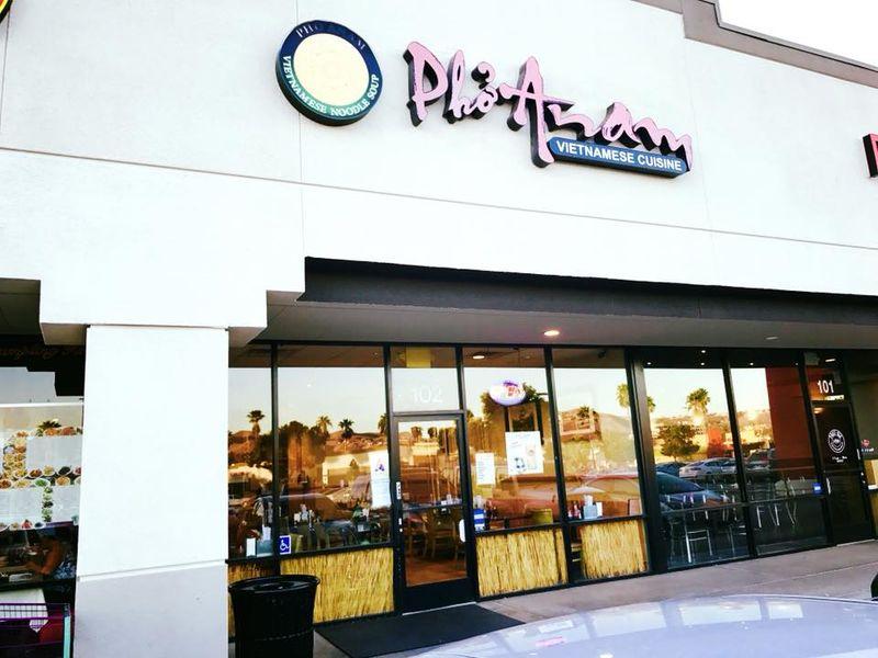 Pho Anam Restaurant