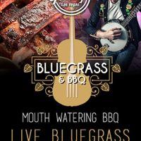 Live Blue Grass & BBQ!!