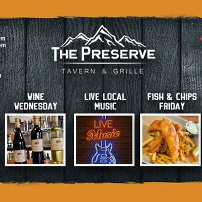 The Preserve Tavern and Grille