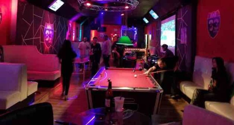 Bar 83 Lounge