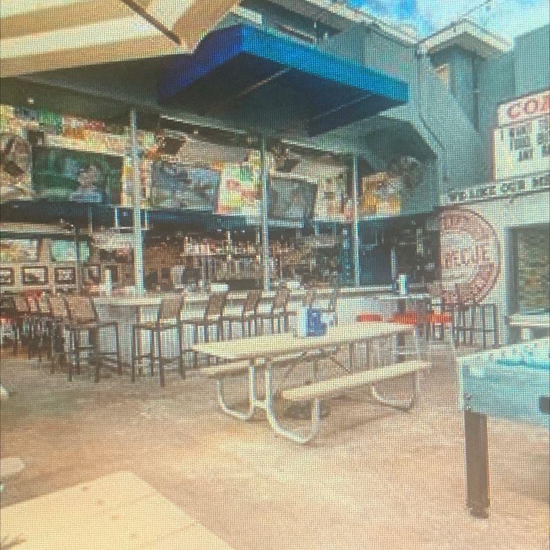 Coaster Saloon