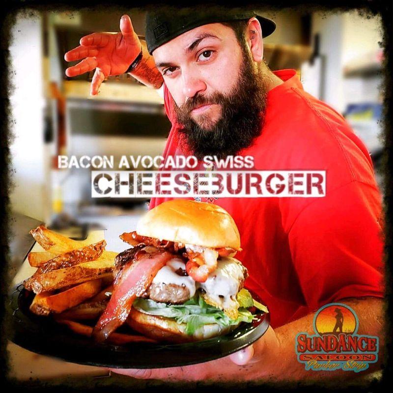 Cheeseburger Wednesday's!!!