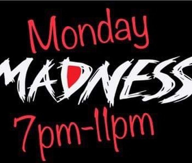 Monday Madness!!!