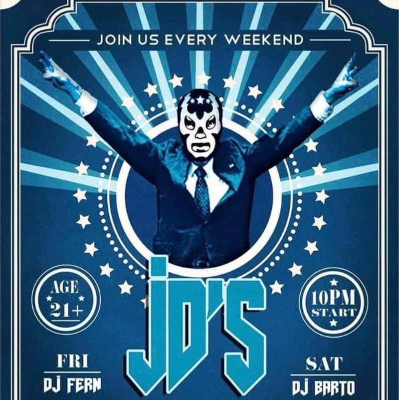 Friday JD'S Party !!!!