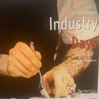 Industry Monday's!!