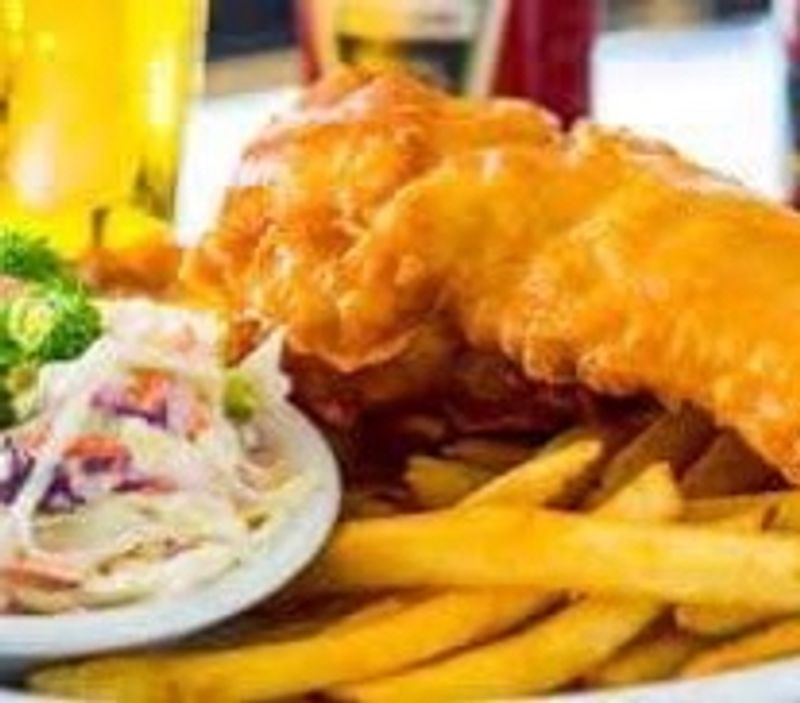 Fish Friday Specials!!   All you can Eat!!