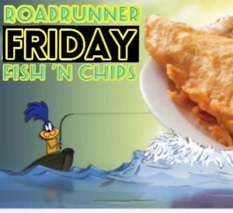 Fish Friday Specials!!!!