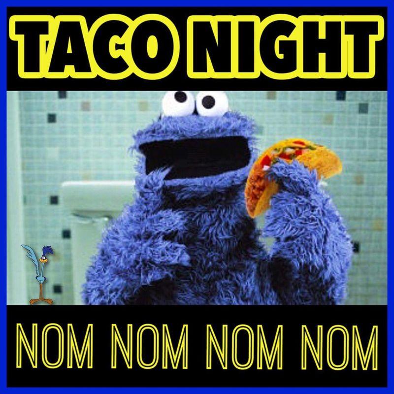 Taco Monday's!!!