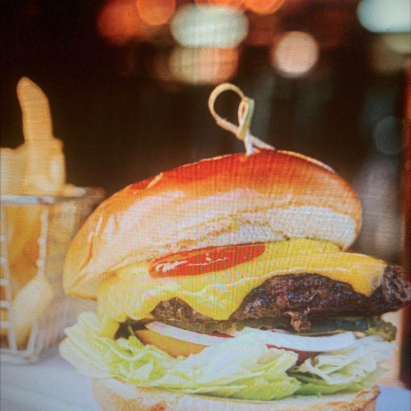 Half Off Burger Thursday's!!!!