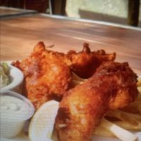 Friday Fish n' Chips Special!!  All Day!!