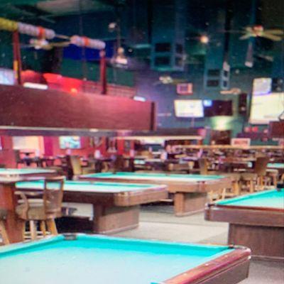 Danny K's.  Billiards & Sport Bar