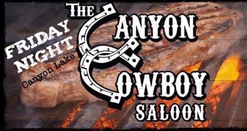 The Canyon Cowboy- Live Music