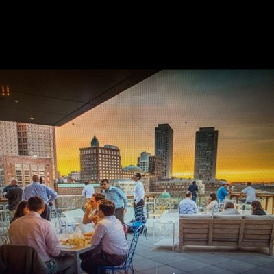 Lookout Rooftop and Bar