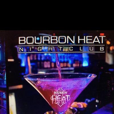 Bourbon Heat