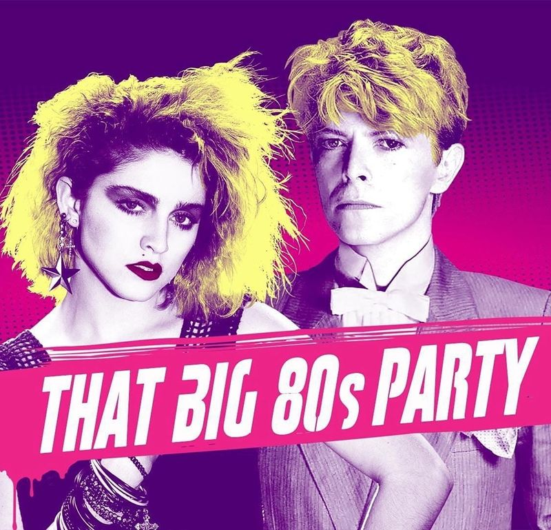 80's Party!!!!