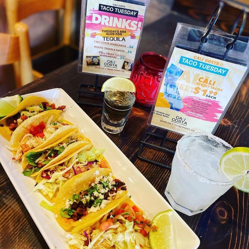 Taco Tuesday Specials !!   All Day