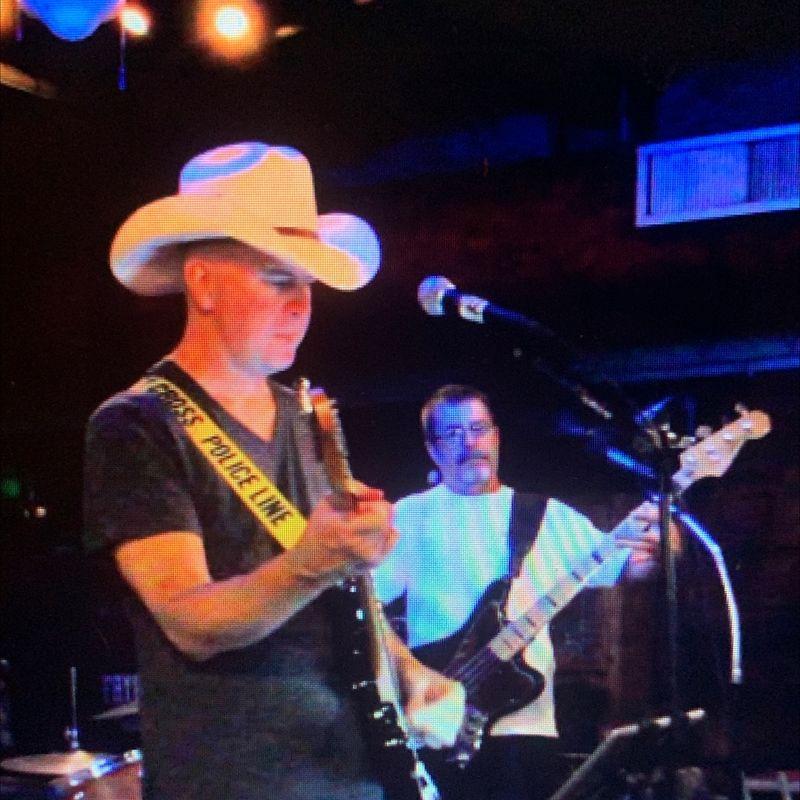 George Fryer Band Live!!!